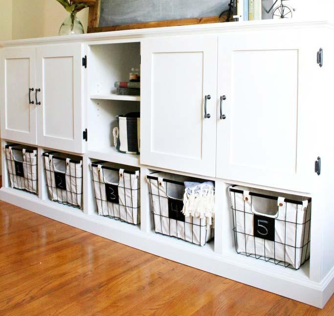12 Money Saving DIY Cabinet Plans
